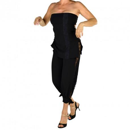 одежда для танго, топ для танго, шаровары для танго