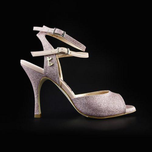 Tangolera, туфли для аргентинского танго, блестящие туфли для танго